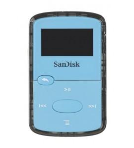 SANDISK MP3 CLIP JAM 8GB NIEBIESKI