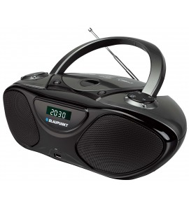 Radioodtwarzacz Blaupunkt BB14BK (CD MP3 USB Black)