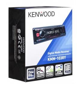 Radioodtwarzacz samochodowy KENWOOD KMM-103 RY
