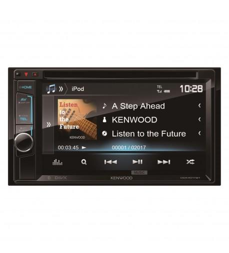 Odtwarzacz DVD KENWOOD DDX-4017BT ( czarny )